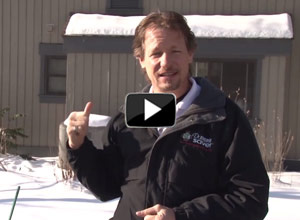 Video about our home energy audit in North Carolina