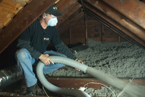 Cellulose Insulation Installation In Greater Winston-Salem